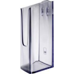 Porta depliant Acrilico trasparente DIN A5 verticale Numero scomparti 1 1 pz. (L x A x P) 170 x 155 x 55 mm
