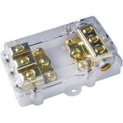 Porta fusibile Mini-ANL HiFi per auto M-ANL-3/3 Adatto per: 80 A