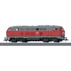 Locomotiva diesel in scala H0 BR 216 di DB AG