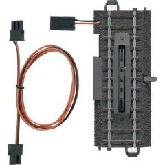 H0 Märklin C (con massicciata) Binario di disaccoppiamento, elettrico 94.2 mm
