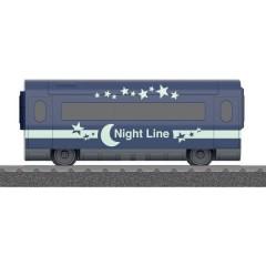Vagone notte H0 Night Line