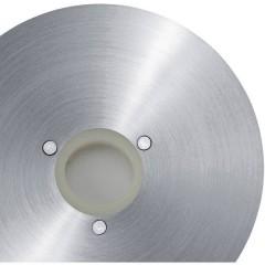 Lama per affettatutto acciaio inox
