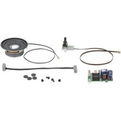 Modulo sonoro Motore diesel, Motori elettrici, Clacson, Fischio, Annuncio del macchinista, Rumore dei freni,
