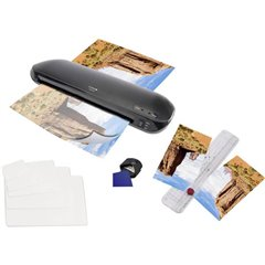 Kit plastificatrice A 330 Plus DIN A3, DIN A4, DIN A5, DIN A6, DIN A7, DIN A8, Biglietti da visita