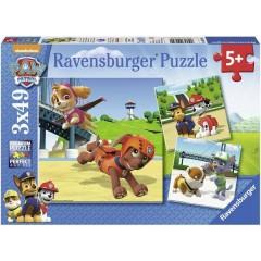 Puzzle - Team su 4 zampe