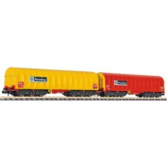 N kit 2 pz. vagone per il trasporto di ThyssenKrupp