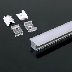VT-8107 Profilo Alluminio (opaco)