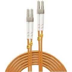 Cavo Fibra ottica [1x Spina LC - 1x Spina LC] 50/125 µ Multimode OM2 3.00 m