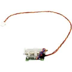 Micro Servo Servo Lineare Materiale trasmissione Plastica Sistema innesto JST