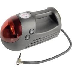 Compressore 10 bar Lampeggiante, con lampada, Manometro analogico, vano alloggiamento cavo,