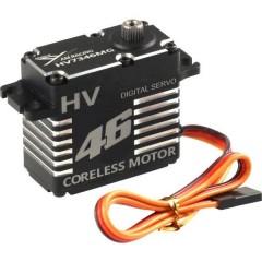 Standard Servo HV7346MG Servo digitale Materiale trasmissione: Metallo Sistema innesto: JR