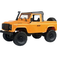 Crawler Pickup Crawler Brushed 1:16 Automodello Elettrica 4WD RtR 2,4 GHz