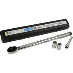 Kit chiavi dinamometriche con cricchetto reversibile 1/2 (12.5 mm) 40 - 210 Nm