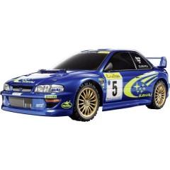 TT-02 Subaru Impreza Monte Carlo 1999 Brushed 1:10 Automodello Elettrica Auto stradale 4WD In kit da costruire