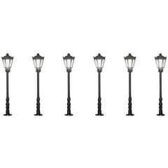 Lampione per parco singola N Modello pronto, già assemblato 1 KIT