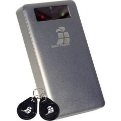 RS256 RFID Security 2 TB SSD esterno USB 3.2 Gen 1 (USB 3.0) Argento, Argento/acero