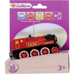 Locomotiva a vapore con 4 funzioni