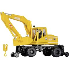 H0 Atlas Escavatore Bagger per binari