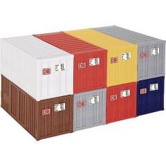 H0 Container da 20 piedi H0