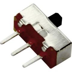 Micro interruttore incapsulato (L x L x A) 3.7 x 8.6 x 4 mm