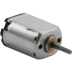 Micro motore M 1068 13800 giri/min 5 mm