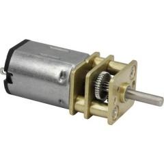 Micro motore G 298-2 Ingranaggi di metallo 1:298 5 - 75 giri/min