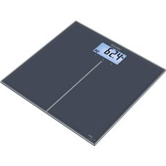 GS280 Bilancia pesapersone digitale Portata max.=180 kg Nero