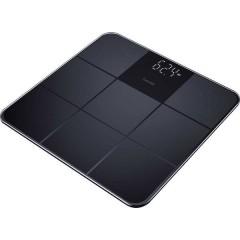 GS235 Bilancia pesapersone digitale Portata max.=150 kg Nero
