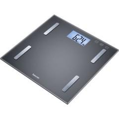 BF180 Bilancia per lanalisi corporea Portata max.=180 kg Nero