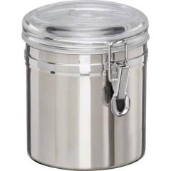 Vorrats-Dose Bollek in acciaio inox piccolo 1 litri
