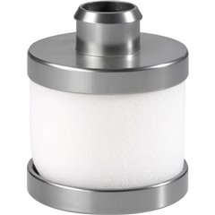 1:8 Alluminio Filtro aria Titanio