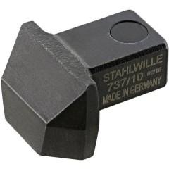 Anschweiss-Einsteckwerkzeug per 9x12 mm