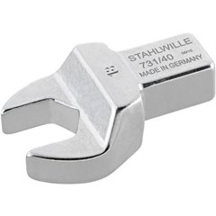 Maul-Einsteckwerkzeuge 27 mm per 14x18 mm