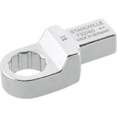 Chiavi ad anello ad innesto 13 mm per 14x18 mm