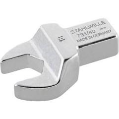 Maul-Einsteckwerkzeuge 17 mm per 14x18 mm