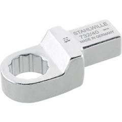 Chiavi ad anello ad innesto 19 mm per 14x18 mm