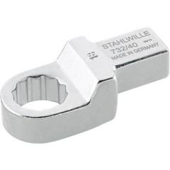 Chiavi ad anello ad innesto 27 mm per 14x18 mm