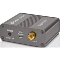 Audio Convertitore [RCA Digitale - Toslink] Digicon C/O