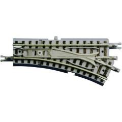 Z (con massicciata) Scambio, elettrico, destro 55 mm 26 ° 127 mm