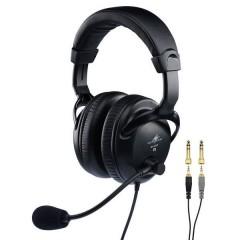 BH-009 ad archetto Microfono per cantanti incl. protezione vento