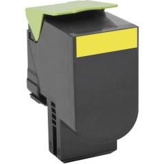 Toner 802Y CX310 CX410 CX510 Originale Giallo 1000 pagine