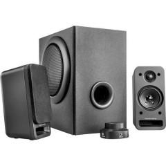 MX 3+ 2.1 Altoparlante per PC Cablato 50 W Antracite