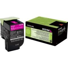Toner 802HM CX410 CX510 Originale Magenta 3000 pagine