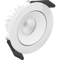 SPOT ADJUST Lampada LED da incasso 4.5 W Bianco caldo Bianco