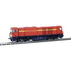 LOCOMOTIVA DIESEL H0 G2000 BB Neusser ferroviari