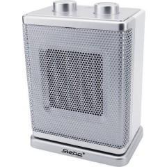 Generatore daria calda in ceramica 30 m² Bianco/Argento