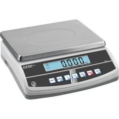 Bilancia da tavolo Portata max. 12 kg Risoluzione 0.1 g rete elettrica, a batteria ricaricabile