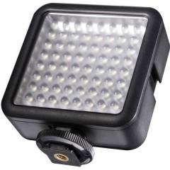 Lampada fotografica LED per video Numero di LED=64