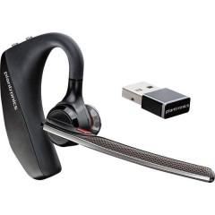 Voyager 5200 UC Cuffia telefonica USB Senza filo Auricolare In Ear Nero