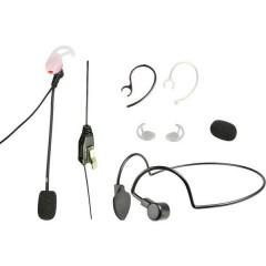 Cuffia HS 02 K, In-Ear Headset